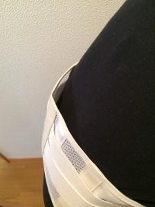 従来の腰痛ベルト2